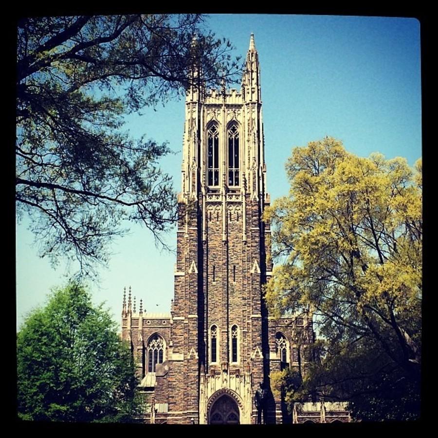 Duke Chapel Tours